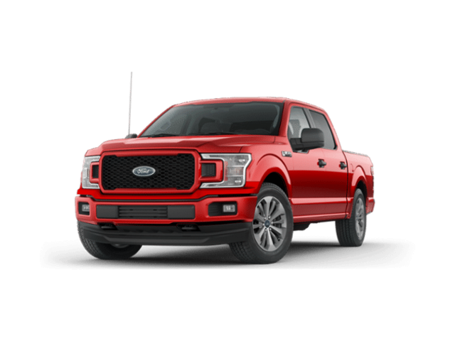 2018 Ford F-150 STX 4x4 XL  SuperCrew 5.5 ft. SB